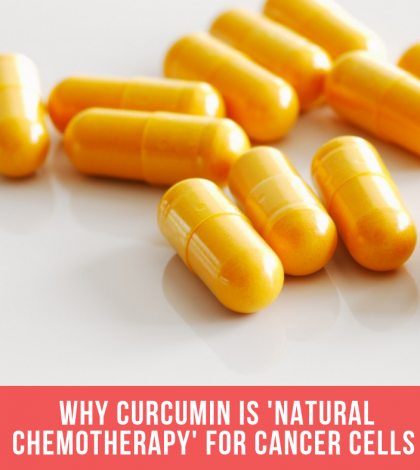 Why Curcumin Is 'Natural Chemotherapy' For Cancer Cells